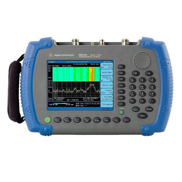 N9342C Agilent (Keysight) Handheld Spectrum Analyzer 7GHz
