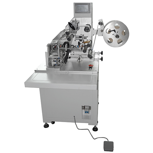 ST-200T Automatic Patchcord Labelling Machine